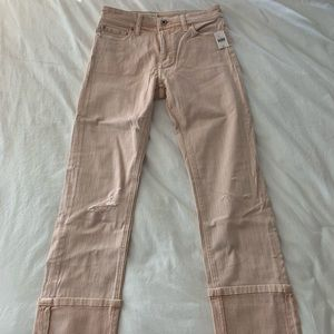 Pilcro Slim-Straight jean